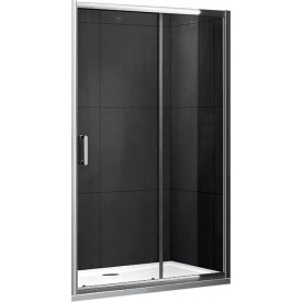 Дверь для душа одностворчатая Victoria (Gemy) 140х190 S30191B