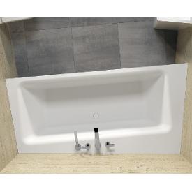 Прямоугольная ванна из искусственного камня Riho Zamora 220x100 белая BS4700500000000