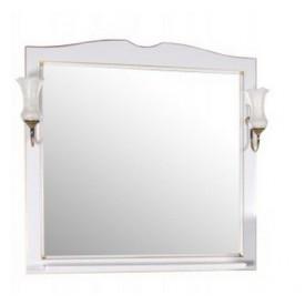 Зеркало ASB Верона 105+светильники 11427-BEIGE Цвет бежевый