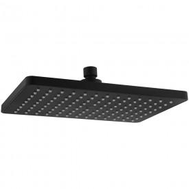 Верхний душ Clever Nine xtreme 60796 матовый черный