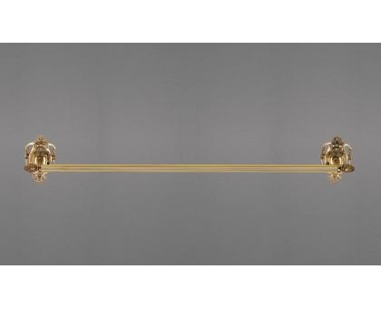 Полотенцедержатель одинарный подвесной ART&MAX AM-1227-Br