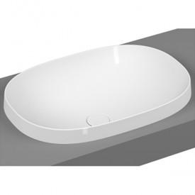 Накладная раковина без отвертсия VitrA Frame 14 5652B403-0016