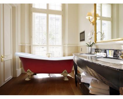 Отдельностоящая ванна Кармен FIINN F-5032 Red
