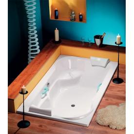 Акриловая ванна ALPEN Duo 200 16111