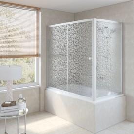 Душевая шторка на ванную ZV+ZVF 170*75 07 R03 VegasGlass