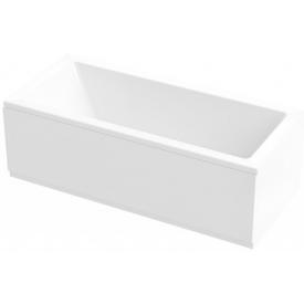 Акриловая ванна Cezares PLANE MINI-170-75-42