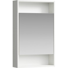 Сити Шкаф-зеркало 50 см SIT0405DK AQWELLA