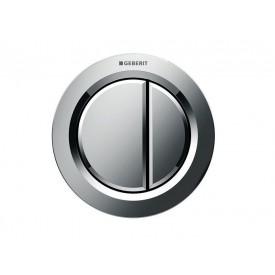 Кнопка смыва Geberit Type 10 HyTronic 116.042.21.1