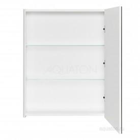 Зеркальный шкаф Беверли 65 белый Aquaton 1A237002BV010