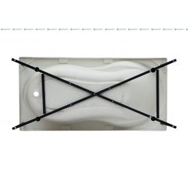 Каркас сварной для акриловой ванны Aquanet Cariba 170x75 00140178