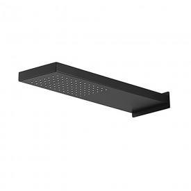 Верхний душ Clever Vinci 61116 встраиваемый матовый черный