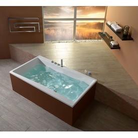 Акриловая ванна ALPEN Quest 180 78511