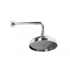 Встроенный верхний душ (20см) Boheme BRILLANTE 412 хром