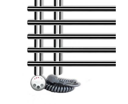 Полотенцесушитель электрический Nika 80х50 1039-490
