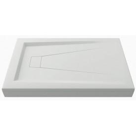 Поддон литьевой Атриум 1100х700 NEW GOOD DOOR