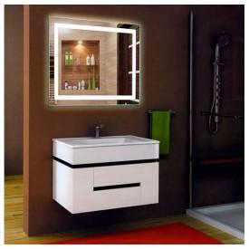 Зеркало Mirsant Casper 100x80 УТ000032185
