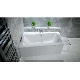 Акриловая ванна BESCO Infinity 170 L WAI-170-NL