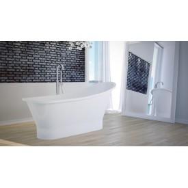 Каменная ванна Besco  WKG-160-WO