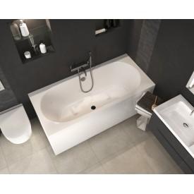 Акриловая ванна ALPEN Astra B 165 32611