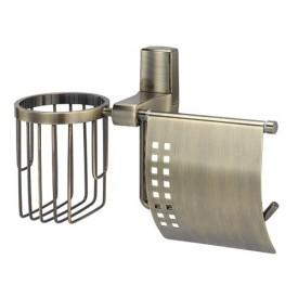 K-5259 Держатель туалетной бумаги и освежителя WasserKRAFT