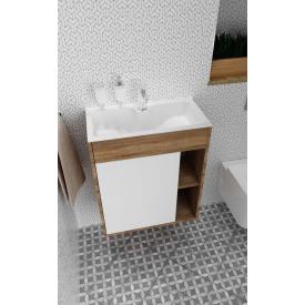 Комплект мебели для ванной комнаты 1Marka У75338