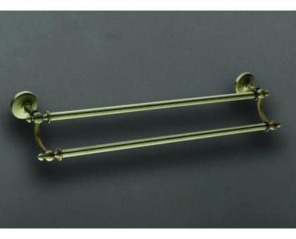 Полотенцедержатель двойной подвесной ART&MAX AM-E-2648Q