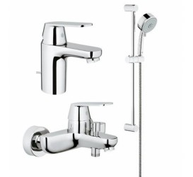 Промо-комплект Grohe для ванны 121655 Grohe