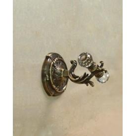 Крючок двойной подвесной ART&MAX AM-1784-Br-C