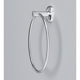 A8034400 Like Кольцо для полотенец хром