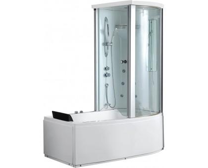 Акриловая ванна Gemy G8040 B R