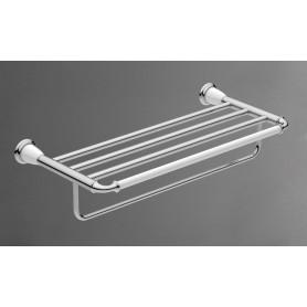 Полка для полотенец подвесная ART&MAX AM-E-2610-Cr