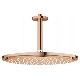 Верхний душ Grohe 310 мм потолочным душевым кронштейном 26067DA0 142 мм