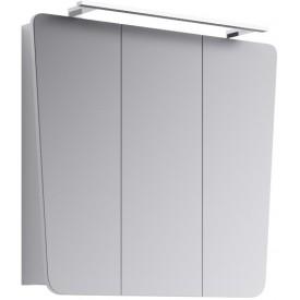 Simphony шкаф-зеркало со светильником, Sim.04.08/W AQWELLA 5 Stars