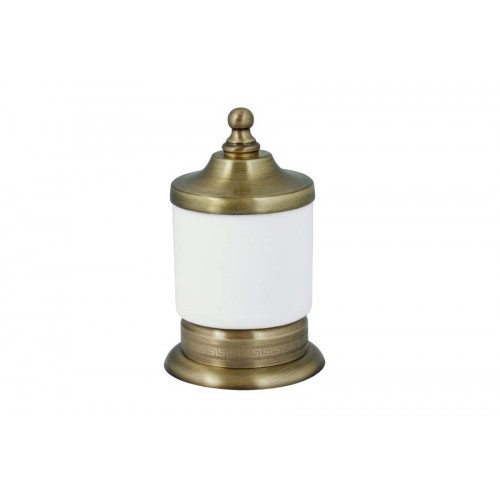 Настольный стакан для ватных дисков Boheme Medici 10626