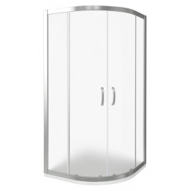 Душевое ограждение INFINITY R-100-G-CH GOOD DOOR ИН00009