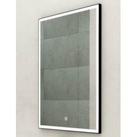 "Зеркало Континент ""Frame Black LED"" ЗЛП948"
