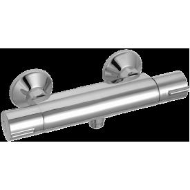 Термостатический настенный смеситель для душа Jacob Delafon E8455-CP