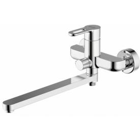 Смеситель для ванной на 2 отверстия Bravat F637163C-01A