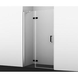 Дверь для душа прозрачная WasserKRAFT Aller 10HBLACK MATT 10H05LBLACK MATT