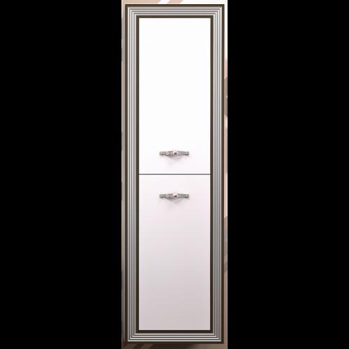 Пенал Карат белый универсальный Opadiris Z0000003940