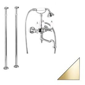 Смеситель для ванны Cezares FIRST-VDP2-03/24-Bi