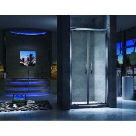 Дверь для душа прозрачная Esbano ES-100-2DV