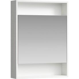 Сити Шкаф-зеркало 60 см SIT0406DK AQWELLA
