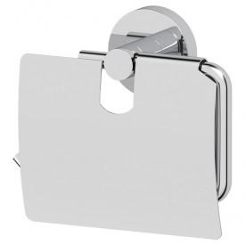 Держатель туалетной бумаги с крышкой (хром) Artwelle HAR 048