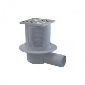 Сливной трап AlcaPlast APV1 105x105/50
