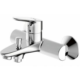 Смеситель для ванной на 2 отверстия Bravat F64898C-01A