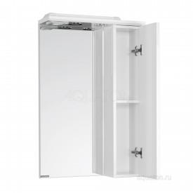 Зеркальный шкаф Панда 50 правый белый Aquaton 1A007402PD01R
