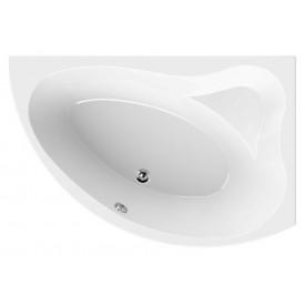 Акриловая ванна Cezares TEBE-150-100-41-R