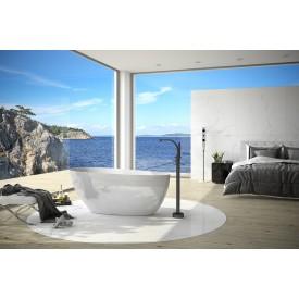 Каменная ванна Besco  WMD-160-G