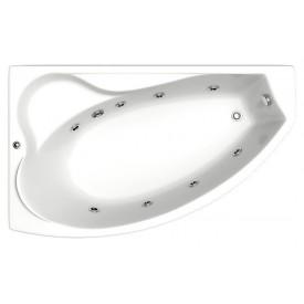 Акриловая ванна Bas Николь 170x100 см ВГ00167